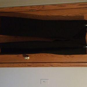 Ladies black dress pants